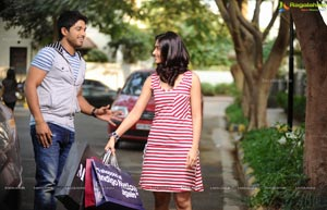 Haarika & Hassine Creations Julayi Movie Gallery