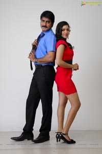 Lucky Movie Gallery - Srikanth, Meghana Raj