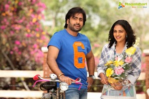 Okkadine Movie Gallery - Cast: Nara Rohit, Nithya Menen