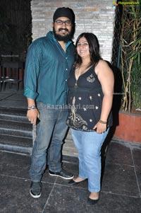 Bottles and Chimney Pub, Hyderabad - June 29, 2012