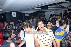 Hyderabad Liquids Pub - June 29, 2012