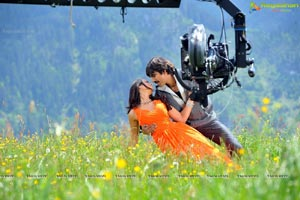 Puri Jagannath Devudu Chesina Manushulu Working Stills