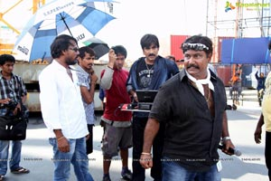 Puri Jagannath Devudu Chesina Manushulu Working Stills