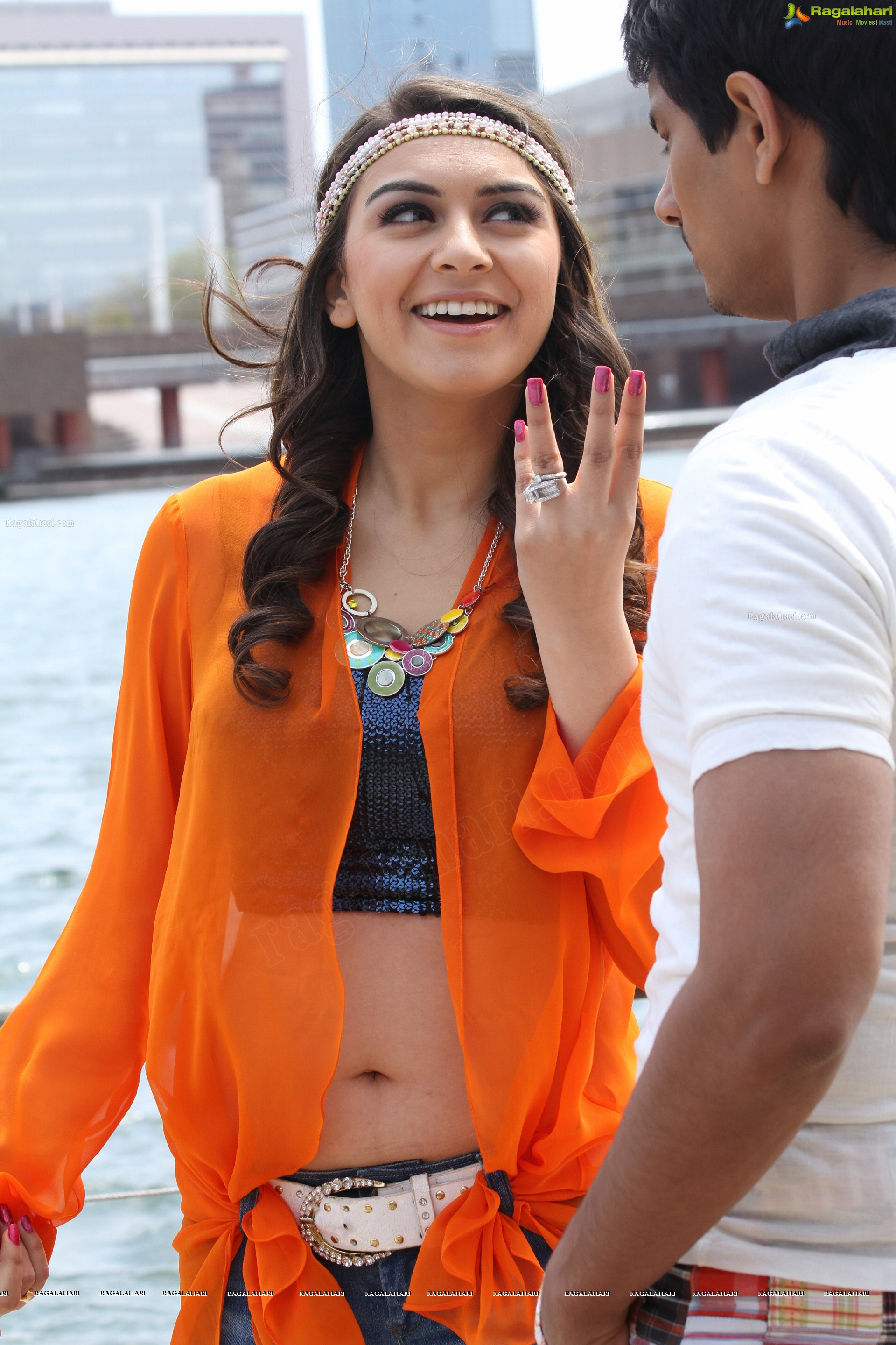 Hansika motwani movies list