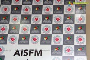 AISFM & JNAFAU Pressmeet
