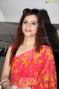 Amita Piyush Motwani speaks at Usha Lakshmi Breast Cancer Foundation