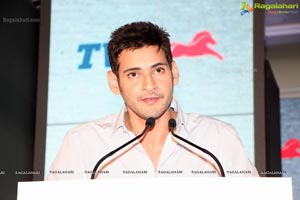 Mahesh Babu as Brand Ambassador for TVS Motor Company