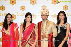 Sasya Designer Party Collection Launch