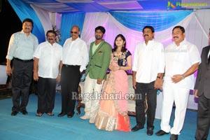 Talasani Saikiran Yadav Reception