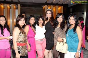 Namita Kanodia's Party to Celebrate Amita Piyush Mrs. India International 2013