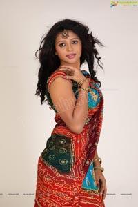 Indian Female Model Ashwi Exclusive Photo Shoot