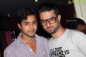 Hyderabad Kismet Pub Weekend Party Photos