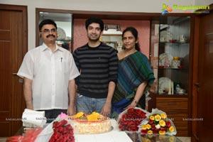 Hero Havish Birthday