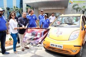 Blind Man Car Rally 2014