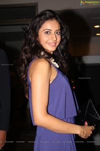 Rakul Preet Singh in Sleeveless Dress