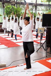 Yoga Day Celebrations