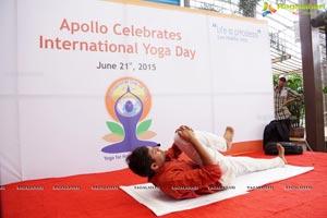 Yoga Day Celebrations