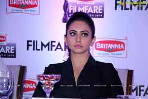 63rd Britannia Filmfare Awards
