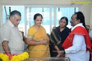 Celebrities Condolence C Narayana Reddy