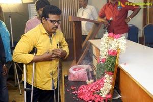 Dasari Narayana Rao Condolence Meet by FCA
