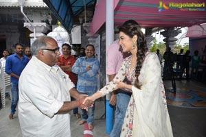 Varun Tej-Raashi Khanna Untitled Film Muhurat