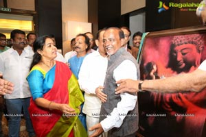 66th Solo Exhibition of Paintings by Hari at Park Hyatt, Hyd