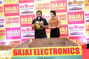 Bajaj Electronics Lucky Draw