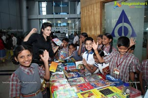 The Book Donation Drive