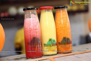 Tropical Smoothies and Shakes