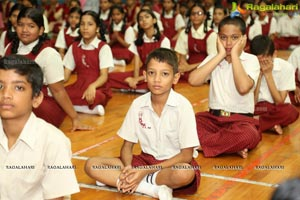 World Yoga Day Celebrations