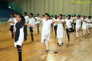 World Yoga Day Celebrations