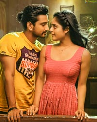 Lover Telugu Cinema Stills