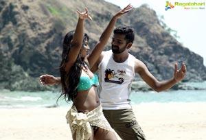 Moni Telugu Cinema Stills