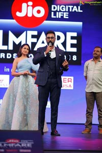 65th Jio Filmfare Awards South 2018