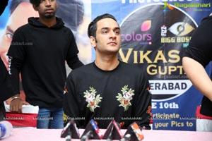 Bigg Boss 11 Finalist Vikas Gupta
