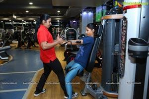 Gold's Gym Banjara Hills