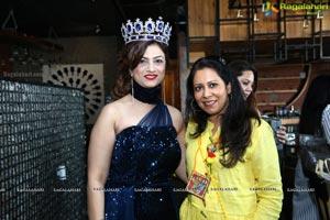 Mrs India 2018