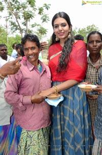 Shivani Rajasekhar Haritha Haram