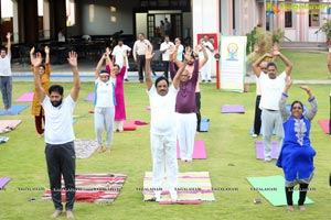 International Day of Yoga 2018 at FNCC