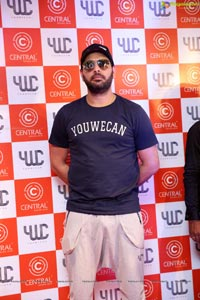 Inauguration of YWC by Yuvraj Singh