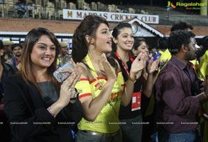 Chennai Rhinos Hot Girls