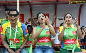 CCL 3: Kerala Strikers Vs Karnataka Bulldozers 2013
