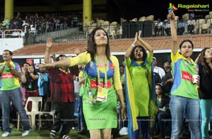 CCL 3 Kerala Strikers vs Karnataka Bulldozers Match