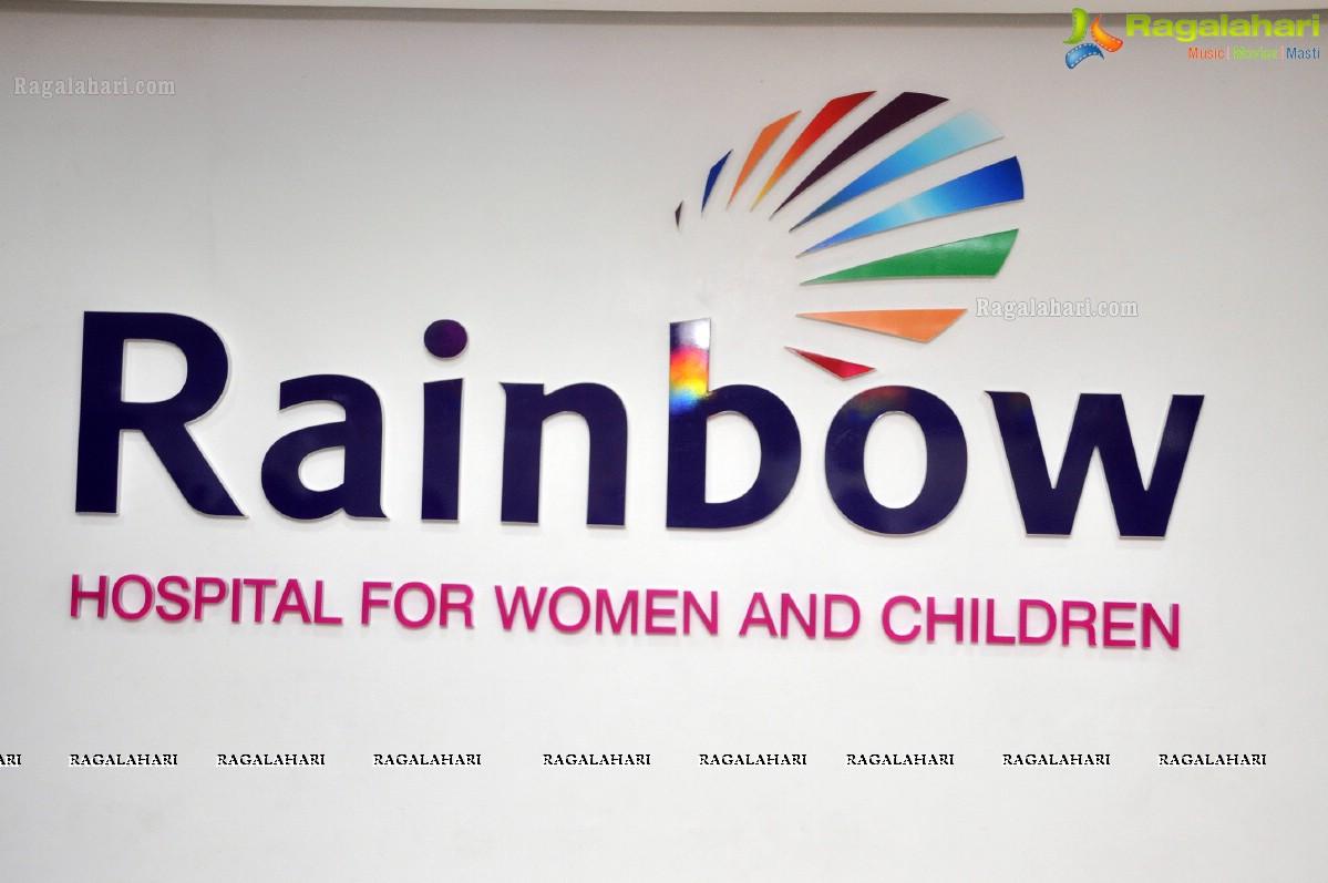 6c383a0f3000 Exclusive  Mahesh Babu and Namrata inaugurates Rainbow Hospitals ...