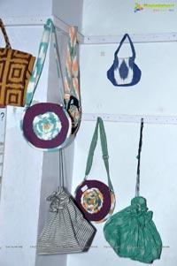 Srilekha Reddy Mallidi IKAT Art Mela