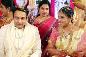 BVSN Prasad Daughter Wedding
