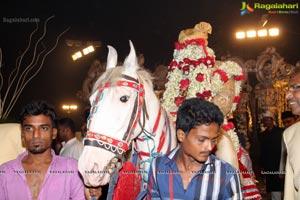 Hasnain Saberi Niece Wedding Celebrations