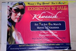Curtain Raiser of Khwaish