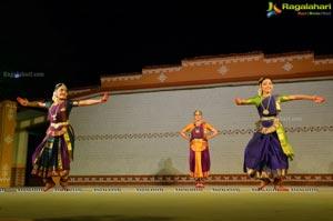 Kuchipudi Bharatnatyam Dance Recital