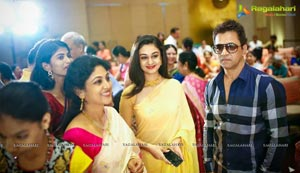 Jagapathi Babu Daughter Marriage Photos